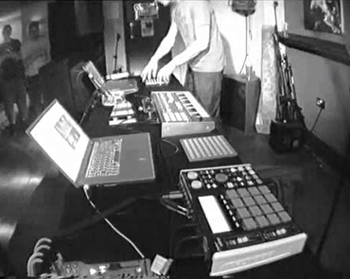 Bitbasic performing live